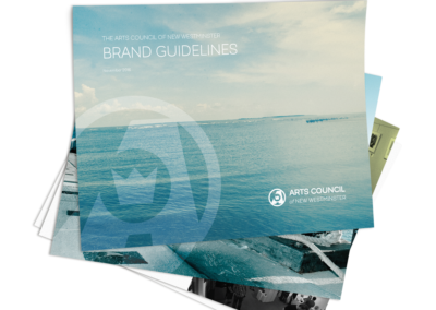 Arts Council of New Westminster Brand