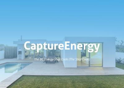 Capture Energy - website
