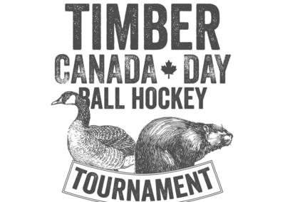 ball hockey logo
