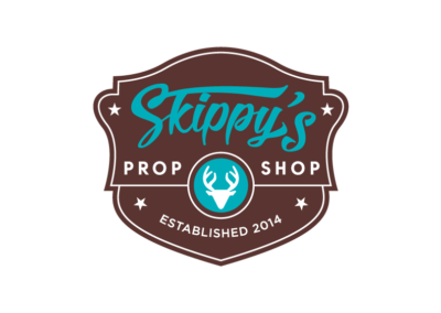 skippy's prop shop logo