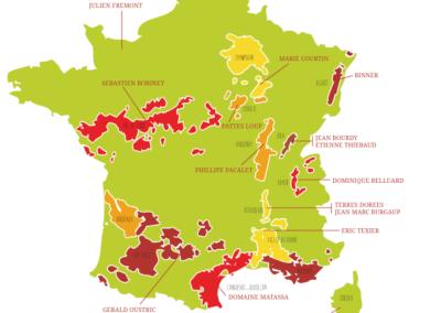 sedimentary wines france