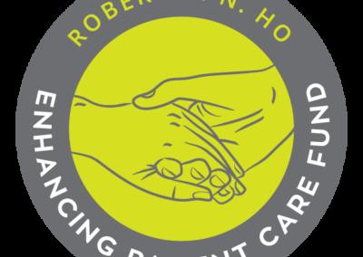 Robert H. N. Ho Patient Care Fund Logo