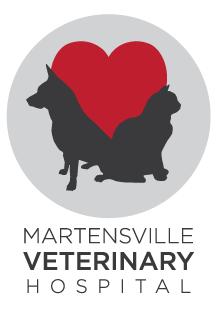martensville veterinary hospital logo