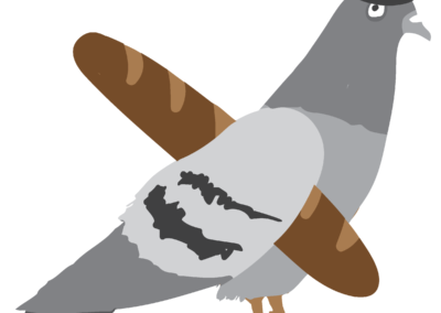 Rainier Provisions Illustration