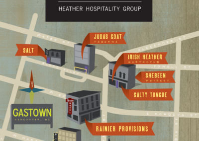 Heather Hospitality Group Poster