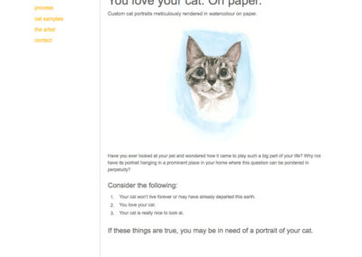 paper cats website