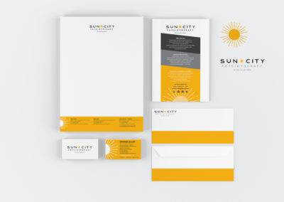 Sun City Physiotherapy Brand
