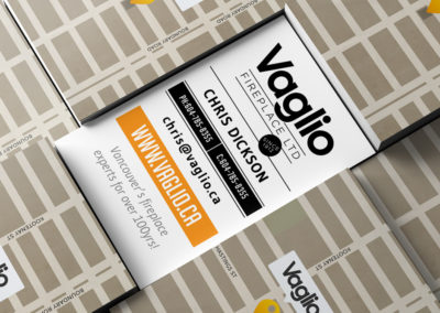 vaglio business cards