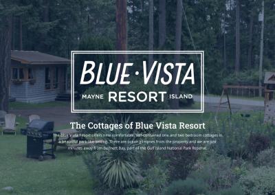 Blue Vista Resort - website