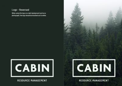 CABIN resource management rebrand