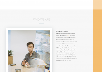 foxlab brand website