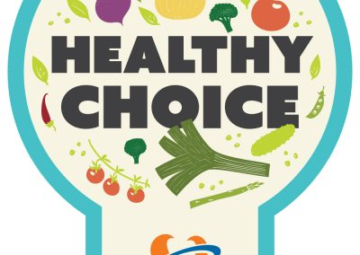 healthy choice logo - fraser health