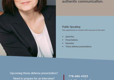 jessica heafey - speech coach