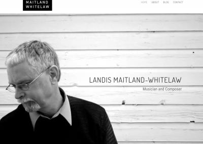 Landis Maitland-Whitelaw